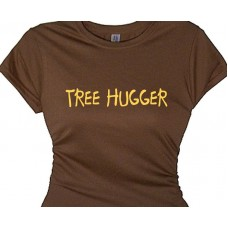 Tree Hugger - Women's Tee Shirt